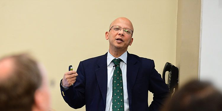 Gabelli School of Business Professor